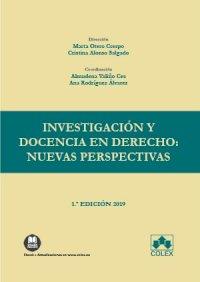 Investigación y docencia en Derecho: nuevas perspectivas