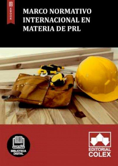 Marco normativo internacional en materia de PRL