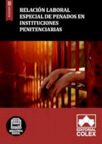 Relación laboral especial de Penados en instituciones penitenciarias
