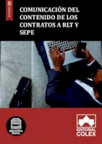 Comunicación del contenido de los contratos a RLT y SEPE