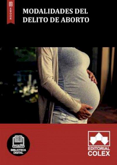 Modalidades del delito de aborto