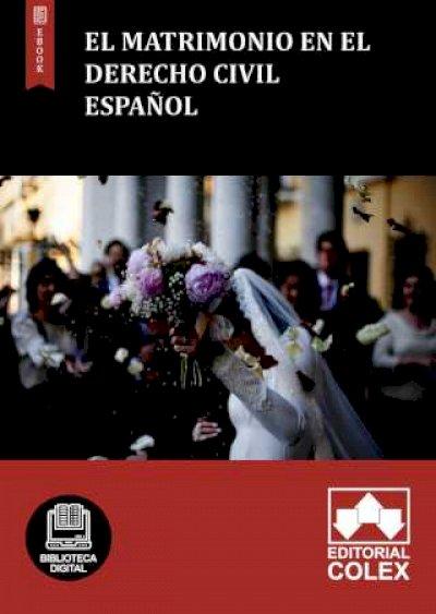 El matrimonio en el derecho civil español