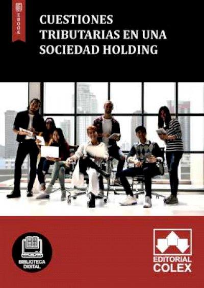 Cuestiones tributarias en una sociedad holding