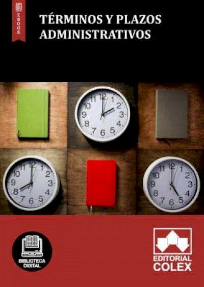Términos y plazos administrativos