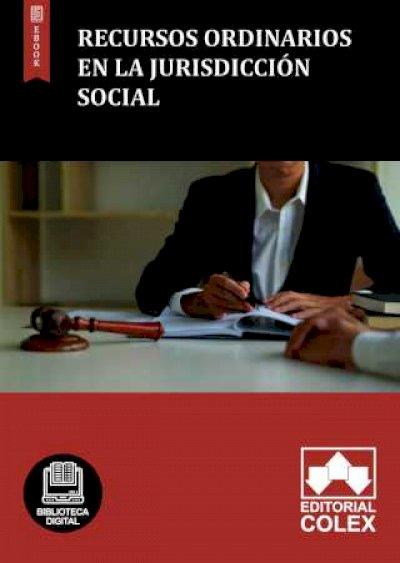 Recursos ordinarios en la jurisdicción social