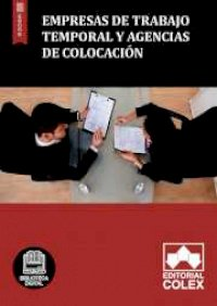 Empresas de Trabajo Temporal y Agencias de colocación