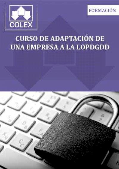 Curso de adaptación de una empresa a la LOPDGDD