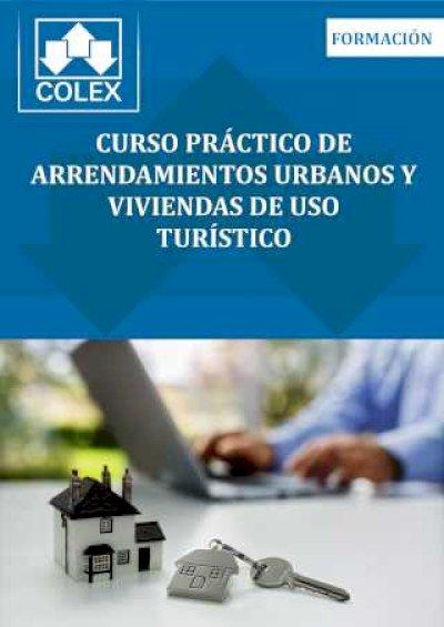 Curso práctico de arrendamientos urbanos y viviendas de uso turístico