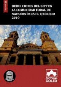 Deducciones del IRPF en la Comunidad Foral de Navarra para el ejercicio 2019