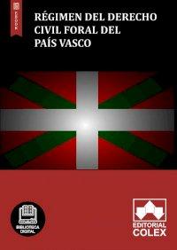 Régimen del Derecho Civil Foral del País Vasco