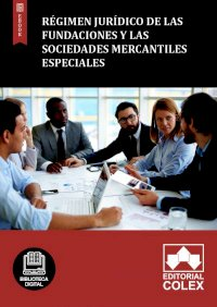 Régimen jurídico de las fundaciones y las sociedades mercantiles especiales