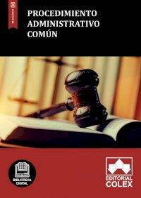 Procedimiento administrativo común
