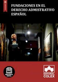 Fundaciones en el Derecho Admistrativo español