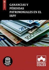 Ganancias y pérdidas patrimoniales en el IRPF