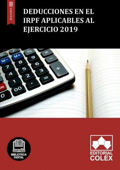 Deducciones en el IRPF aplicables al ejercicio 2019