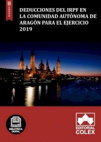 Deducciones del IRPF en la Comunidad Autónoma de Aragón para el ejercicio 2019