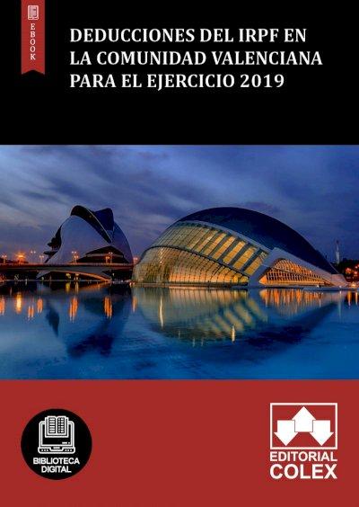 Deducciones del IRPF en la Comunidad Valenciana para el ejercicio 2019