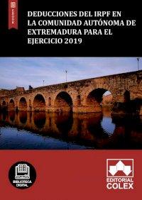 Deducciones del IRPF en la Comunidad Autónoma de Extremadura para el ejercicio 2019