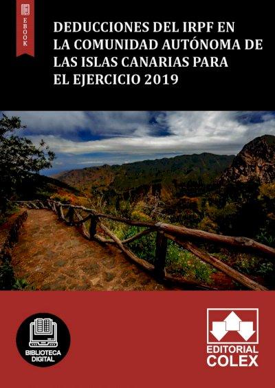 Deducciones del IRPF en la Comunidad Autónoma de las Islas Canarias para el ejercicio 2019