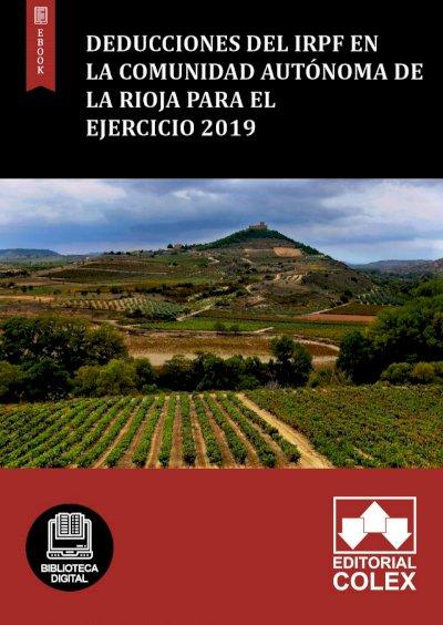 Deducciones del IRPF en la Comunidad Autónoma de La Rioja para el ejercicio 2019