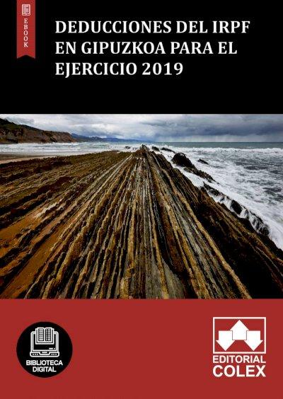 Deducciones del IRPF en Gipuzkoa para el ejercicio 2019