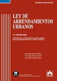 Ley de Arrendamientos Urbanos - Código comentado