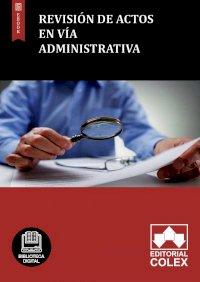 Revisión de actos en vía administrativa