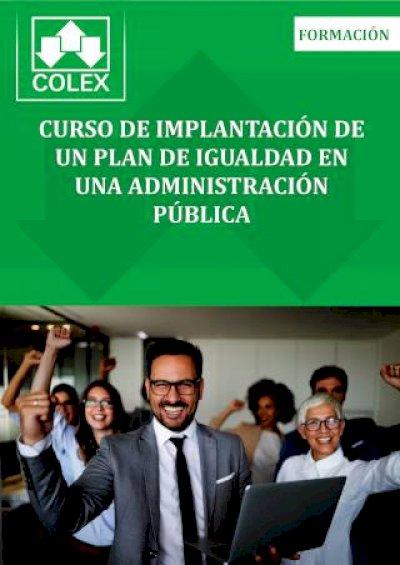 Curso de implantación de un Plan de Igualdad en una Administración Pública