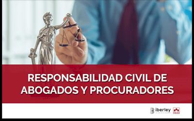 CURSO SOBRE LA RESPONSABILIDAD CIVIL DE ABOGADOS Y PROCURADORES