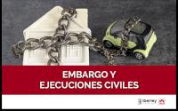 CURSO SOBRE EL EMBARGO Y EJECUCIONES CIVILES