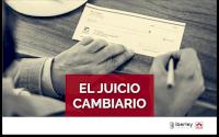 CURSO SOBRE EL JUICIO CAMBIARIO