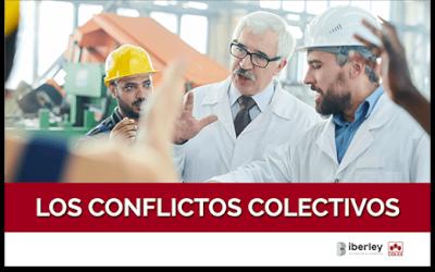 CURSO SOBRE LOS CONFLICTOS COLECTIVOS