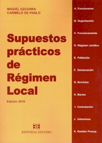 Supuestos prácticos de Régimen Local