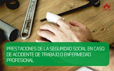 CURSO SOBRE LAS PRESTACIONES DE LA SEGURIDAD SOCIAL EN CASO DE ACCIDENTE DE TRABAJO O ENFERMEDAD PROFESIONAL