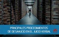 CURSO SOBRE LOS PRINCIPALES PROCEDIMIENTOS DE DESAHUCIO EN EL JUICIO VERBAL