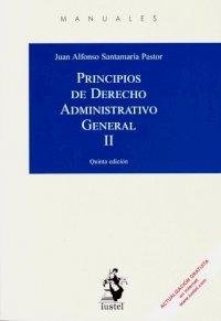 Principios de Derecho Administrativo General