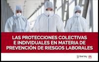 CURSO SOBRE LAS PROTECCIONES INDIVIDUALES Y COLECTIVAS DENTRO DE LA PREVENCIÓN DE RIESGOS LABORALES