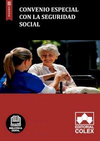 Convenio especial con la Seguridad Social