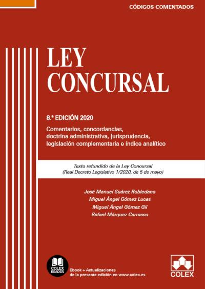 Ley Concursal - Código comentado