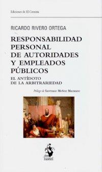 Responsabilidad personal de autoridades y empleados públicos