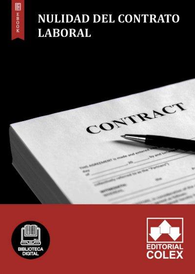 Nulidad del contrato laboral