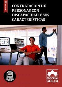 Contratación de personas con discapacidad y sus características
