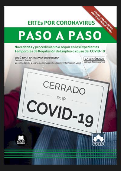ERTEs por coronavirus. Paso a Paso. (2.ª EDICIÓN)