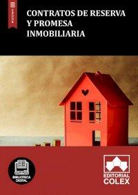 Contratos de reserva y promesa inmobiliaria