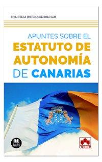 Apuntes sobre el Estatuto de autonomía de Canarias