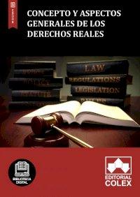 Concepto y aspectos generales de los derechos reales
