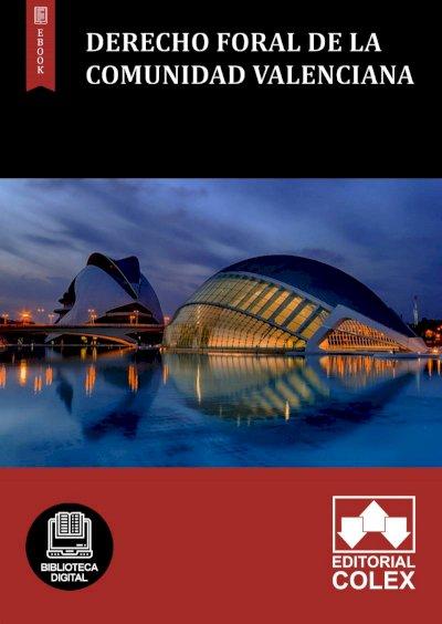 Derecho foral de la Comunidad Valenciana