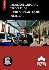 Relación laboral especial de representantes de comercio