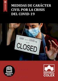 Medidas de carácter civil por la crisis del COVID-19