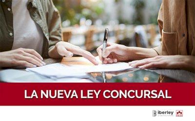 Curso sobre la nueva Ley Concursal